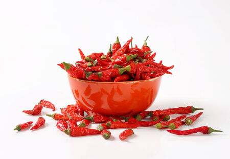 chiles secos: Secos Red Hot Chili Peppers