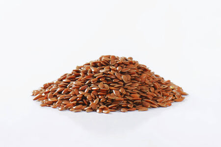 linum usitatissimum: Flaxseeds (also called linseeds) - rich source of healthy fat, antioxidants, and fiber