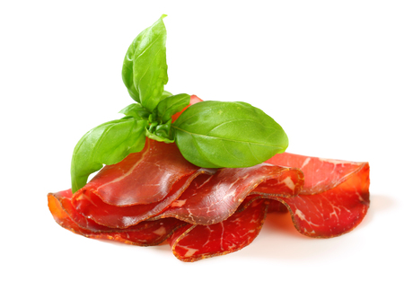 specialty: Appenzeller Mostbrockli - Swiss meat specialty