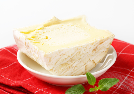 rind: French soft white rind cheese