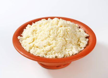 slovak: Bryndza - Slovak sheeps milk cheese
