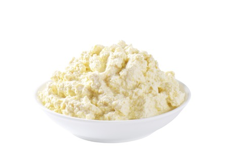 sandwich spread: Grated horseradish combined with salad dressing or mayonnaise Stock Photo