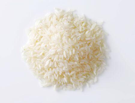 white rice: Heap of Thai jasmine rice