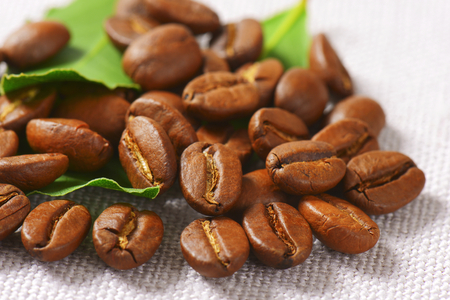 fairtrade: Medium roasted Arabica coffee beans