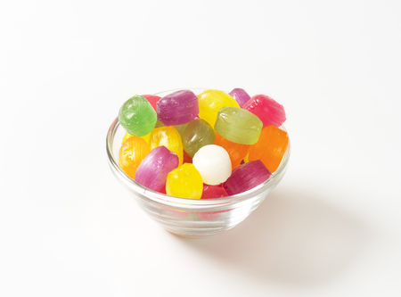 hard candy: Fruit flavored hard candy drops