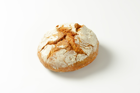 crusty: Crusty, freshly-baked loaf of bread