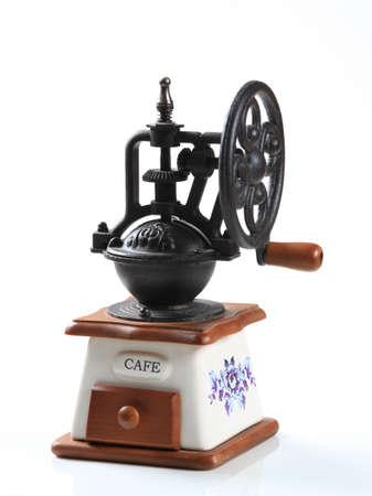 młynek do kawy: antique hand coffee grinder