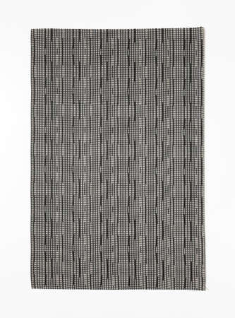 rectangular: Stylish rectangular gray table mat