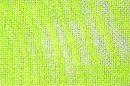 placemat: Detail of green basketweave placemat