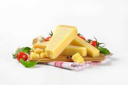 Parmesan: parmesan cheese, tomatoes and garlic
