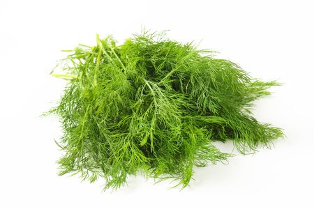 Sprigs of fresh dill weed