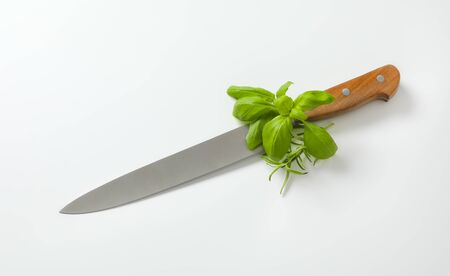 Kitchen utility knife - all-purpose sharp pointed tip kitchen knife Zdjęcie Seryjne