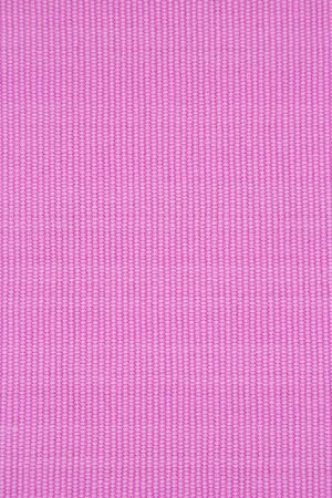 Pink woven cotton place mat - background, full frame