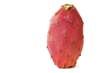Prickly pear isolated Stock Photo
