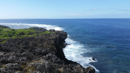Coast of Okinawa, Japan 写真素材