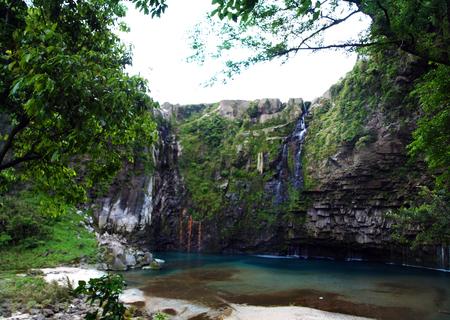 Gorgeous waterfall in Kagoshima Prefecture, Japan