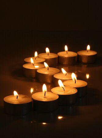 tea candles: Tranquil Tea Light Candles