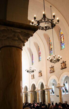 Catholic Church Interior Sajtókép