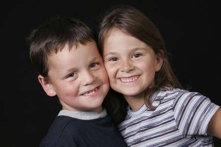 Happy Children Stock fotó