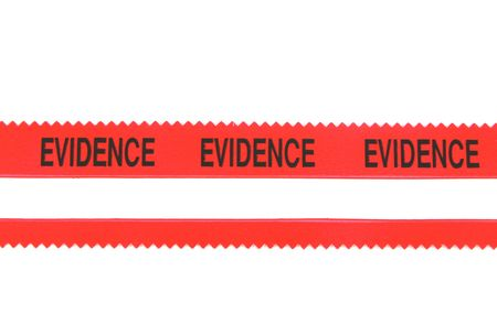 tamper: Police Evidence Tape