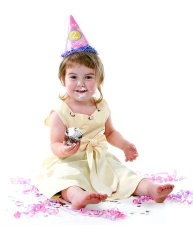 Birthday Girl Stock Photo - 297704