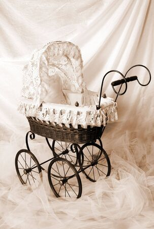 Victorian Style Photography Background (Insert Babies, Animals or Clients) Stock Photo