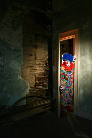 condemned: Sinister Clown Lurking Through a Condemned Building