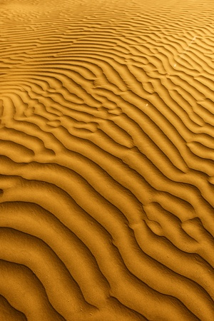 Sand Dune Formations in Death Valley National Park, California photo