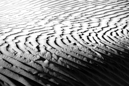 Sand Dune Formations in Death Valley National Park, California Stock Photo - 19485857