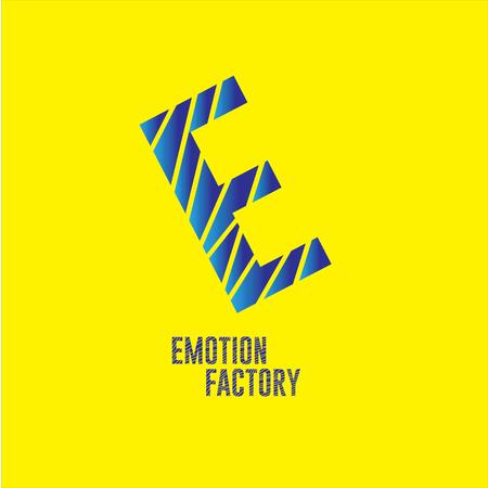 Emotion Factory Logo Vector Template Design