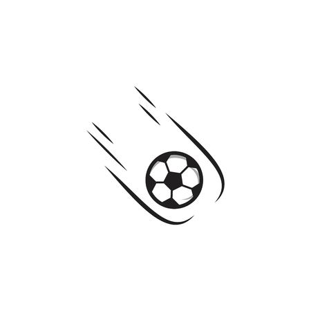 Soccer Ball Vector Template Design Illustration 일러스트