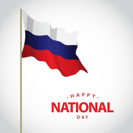 Happy Netherlands National Day Vector Template Design Illustration