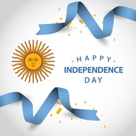 Happy Uruguay Independence Day Vector Template Design Illustration