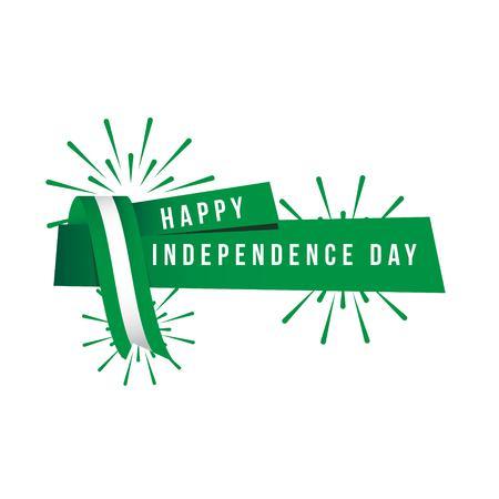 Happy Independent Day Vector Template Design Illustration Ilustração