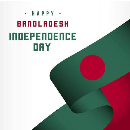 Bangladesh Independence Day Vector Template Design Illustration
