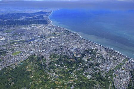 Odawara City Full-open and Aerial