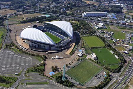 Soccer Stadium Saitama Stadium 2002