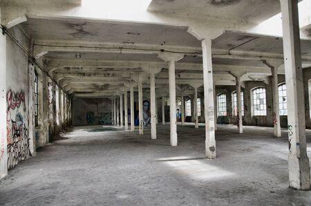 버려진 공장