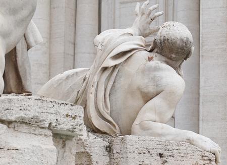 Navona square in Rome