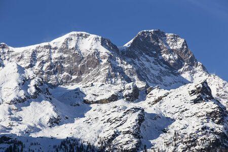pista: Mountain Stock Photo
