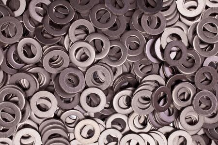 A Lot of 10mm Washers photo