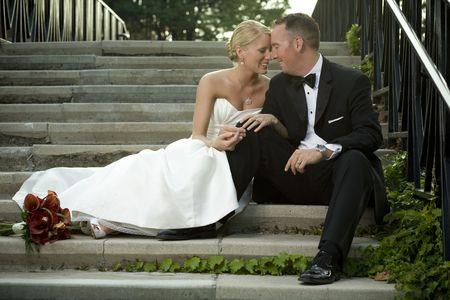 femme mari�e: La fianc�e et Groom