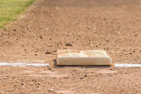 Baseball Base photo