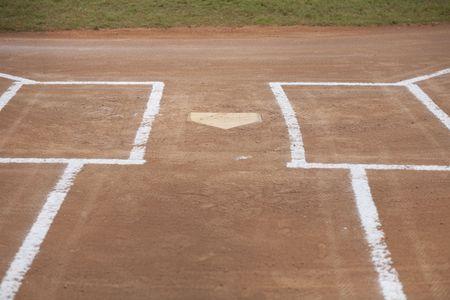 home line: Baseball Field