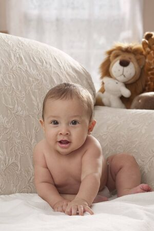 Cute Baby Stock Photo - 8004725