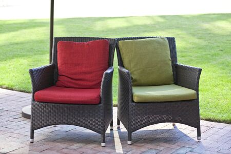 Buiten stoelen