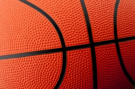 Basketball Close up photo