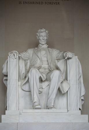 워싱턴 DC에있는 링컨 기념관