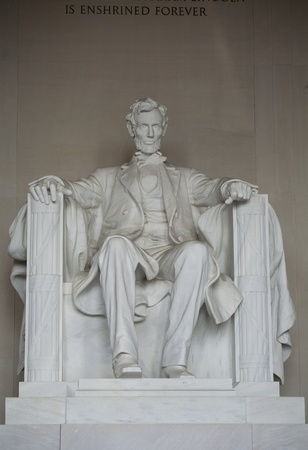 Lincoln Memorial in Washington D.C. photo