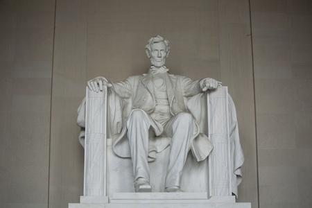 lincoln: Lincoln Memorial in Washington D.C.